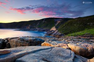 Albany Beach Western Australia Sunset by Furiousxr