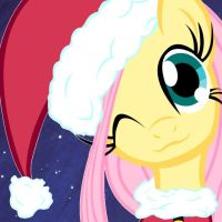 My Christmas icon for YouTube by FluttershyElsa
