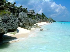 tulum mexico by puddlz