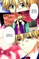 Usui's Smile by jalonzo1610