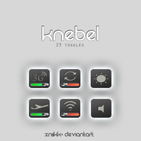Knebel by xNiikk