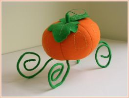 The Pumpkin Carriage by restlesswillow