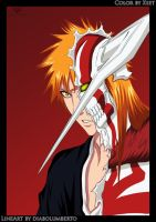 Bleach 352. Hollow Ichigo. by Xset