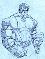 Colossus by JazzRy