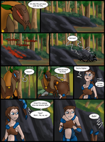 Hunters and Hunted Ch 4 Pg 35 by Saronicle