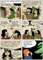DolphinsDragons Colored 56 by Reinder