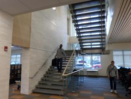 HCCC Stairs by towerpower123