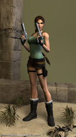 Lara Croft 84 by legendg85