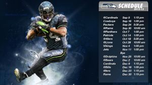 Lynch Schedule 2012 by RGray525