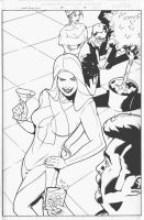 Emma Frost Icons Book 1, Pg 3 by DrewEdwardJohnson