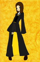 Rebecca LeAnn, Loyal Hufflepuff by TheAwesomeMe96