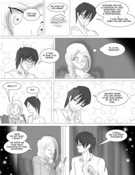 Aquamarine snow page 72 by bluerosefantasy