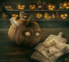 Pumpkin's Death by Shirvell