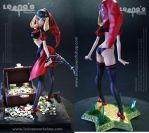 1/6 Velvet Garage Kit by LeonasWorkshop