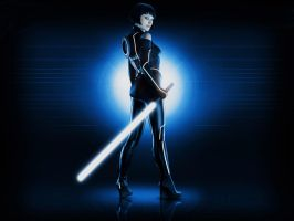tron jedi by vlad7840