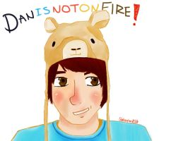 Danisnotonfire1 by Panic4MCR