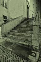 Stairway by step-hent