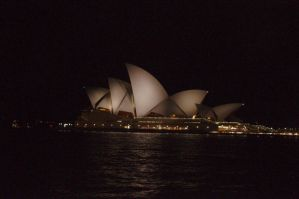 Sydney Opera House by Pi-Productions