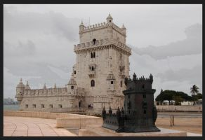 Belem Tower by PauloOliveira