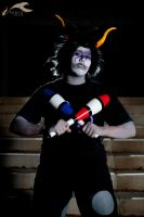 AWA 2011 - Homestuck | Gamzee by elysiagriffin