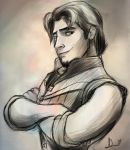 Flynn Rider + Video by nataliebeth