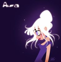 Aura is born this way by princekido