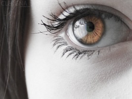 just eye by Clergna