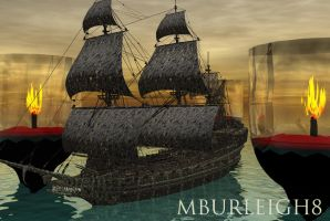 pirates coming home by mburleigh8