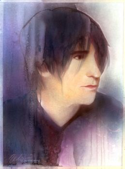 Trent Reznor- The Fragile by luciole