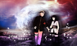 Hinata and Naruto the last by SaiitouMichiyo