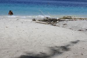 One beach in Gili Trawangan by ren241295