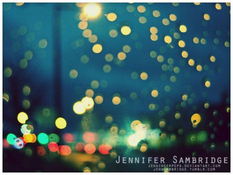 Midnight Rain by Jengingerpeps