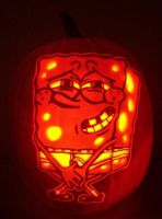 Spongebob Underpants by pumpkinsbylisa