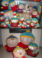 my awesome cartman collection by Eric--Cartman