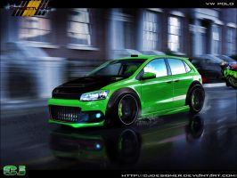 Vw Polo by cjdesigner