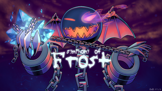[Symphony of Frost] Title Card by AssassinKnight-47