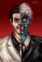 Two Face by Code-E