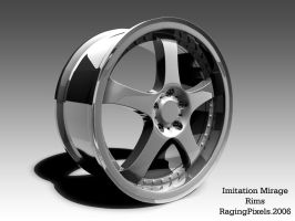 Imitation DeZenyo Mirage Rims by ragingpixels
