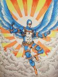 Winged Dude by Kelden17