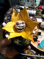 Flowey the Flower by Lomlon