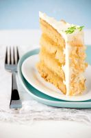 Pina Colada Cake by bittykate