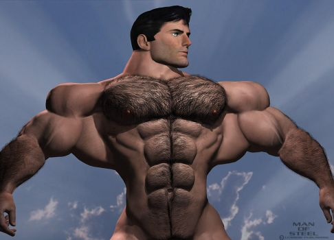 David at Masters of Muscle by Prometheus273