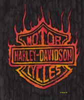 Harley Logo by Mathas
