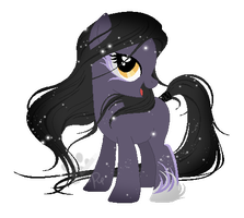 Offer-To-Buy-Pony (Nightmare Theme) CLOSED by TheeEbonySouls