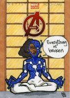 Marvel Now - Captain Universe by 10th-letter