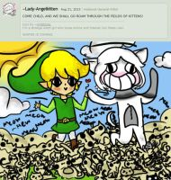 Ask Toon Link 34 by To0nLink