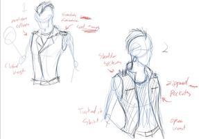Resonance jacket concepts by wildfire707