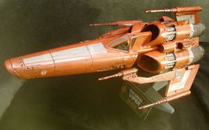 Viper Mk1-Scarlet Class by Roguewing