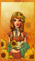 The Sun Tarot by psycho-kitty