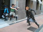 Resident evil 5 cosplay by Chris--Redfield